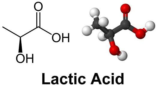 Acid lactic